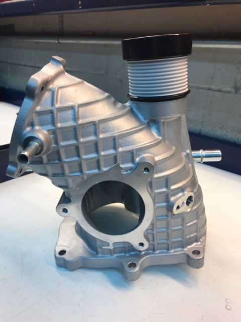 Stiegemeier Porting Service – Supercharger Rebuild and